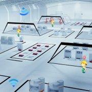 UWB人员室内定位系统解决方案